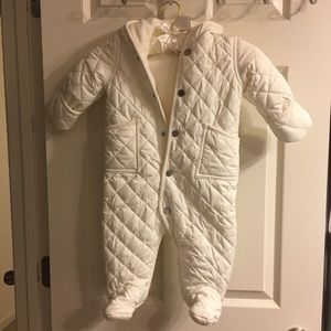 Ralph Lauren Baby winter jumpsuit